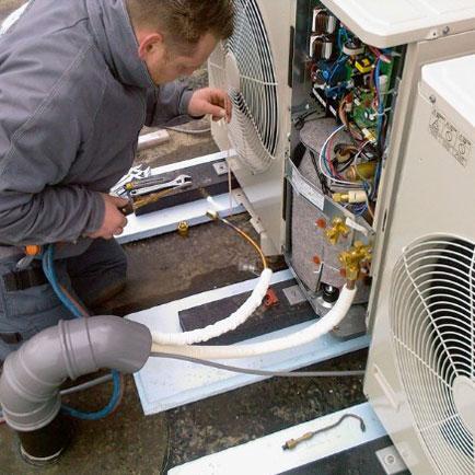 onderhoud Klimaattechniek Dimitri Schouten
